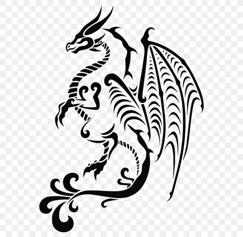 Tattoo Dragon Clip Art, PNG, 800x800px, Tattoo, Art, Artwork.