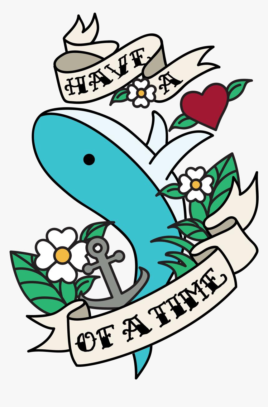 Anchor Tattoos Clipart Boy.