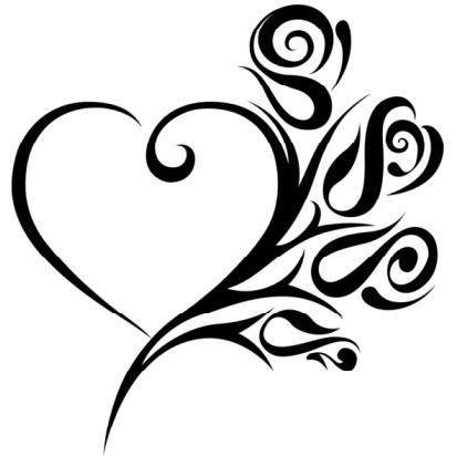 Free Tattoo Heart Designs, Download Free Clip Art, Free Clip.