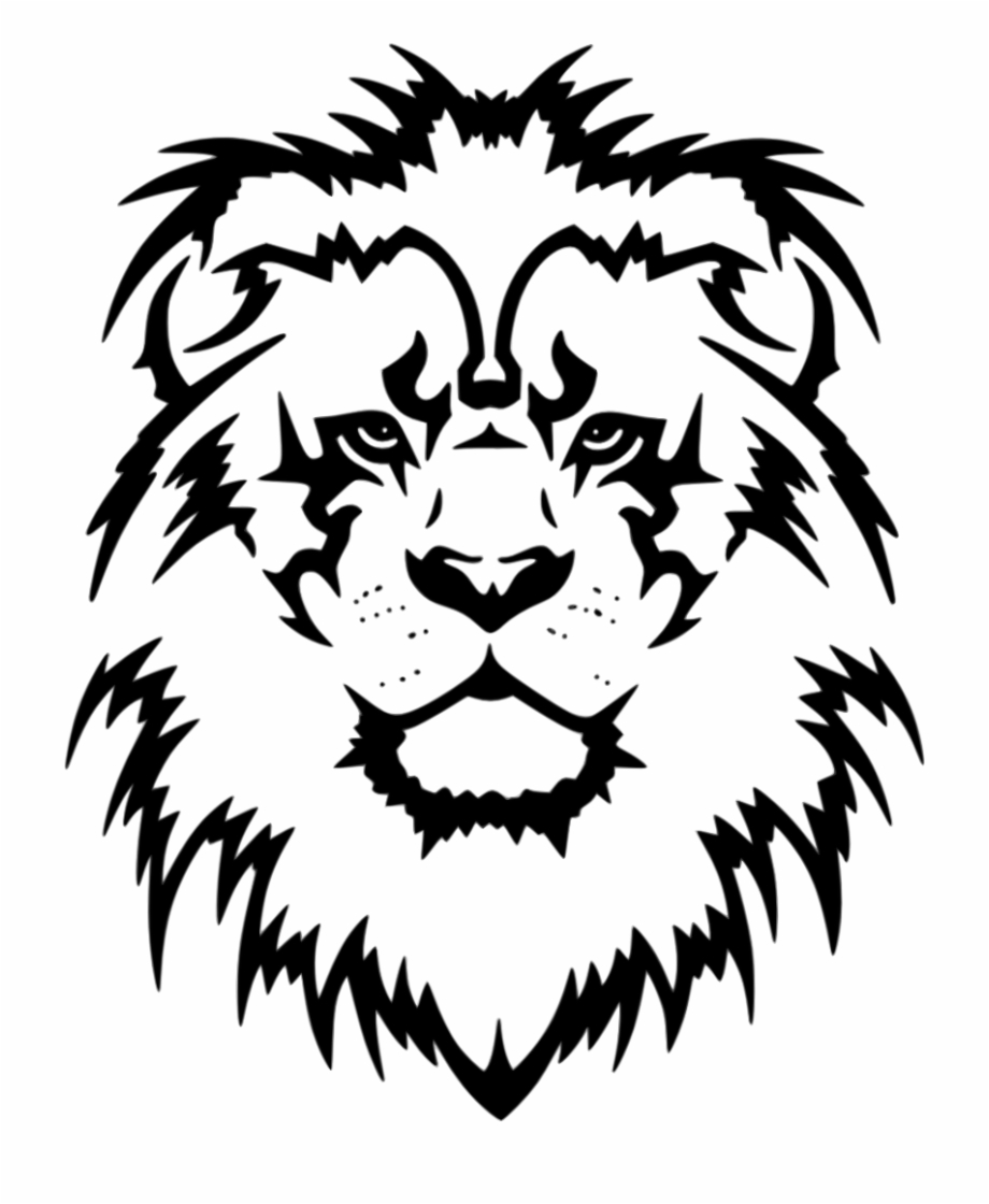 Tiger Lion Tattoo Clip art Whiskers.
