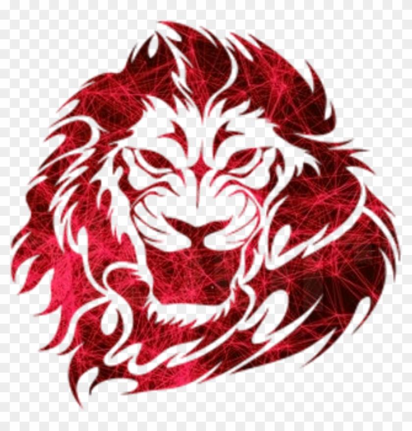 Lion Roar Tattoo.