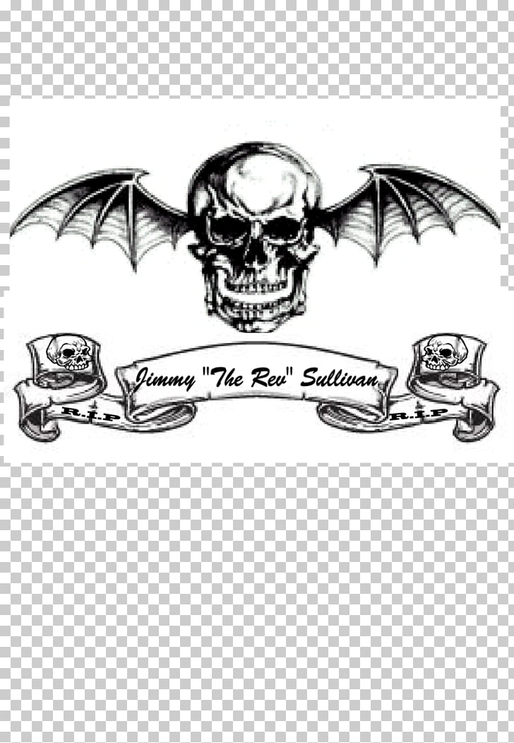 Avenged Sevenfold Music Desktop , tattoo logo PNG clipart.