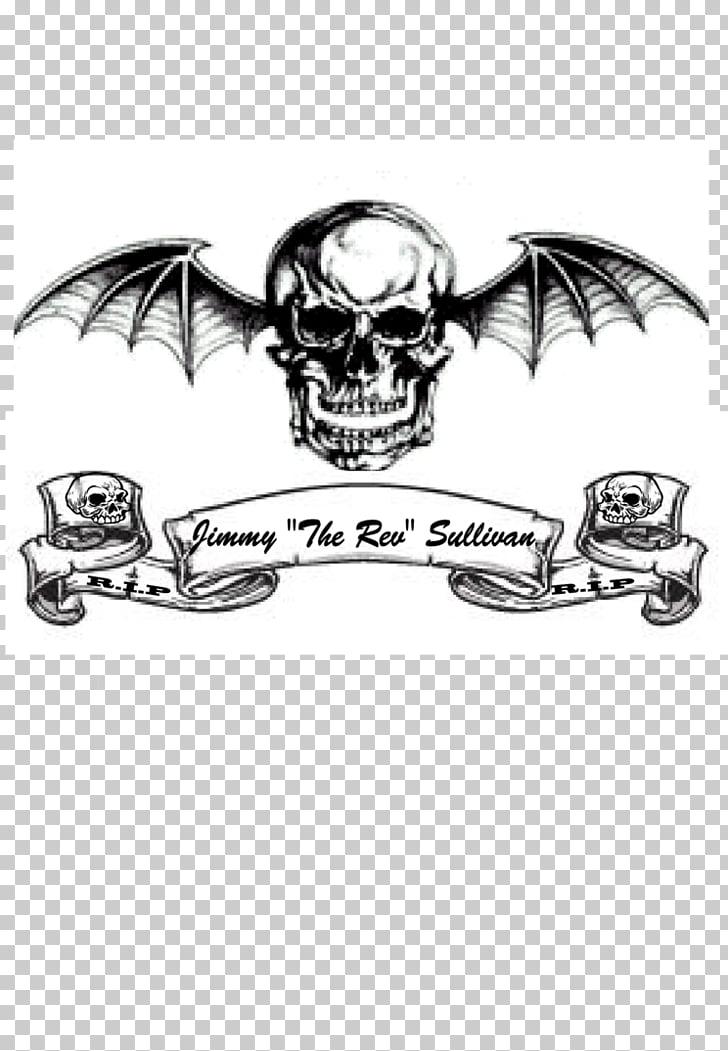 Avenged Sevenfold Music Desktop , tattoo logo PNG clipart.