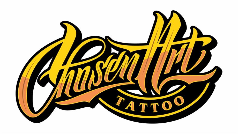 Chosen Art Tattoo Logo.