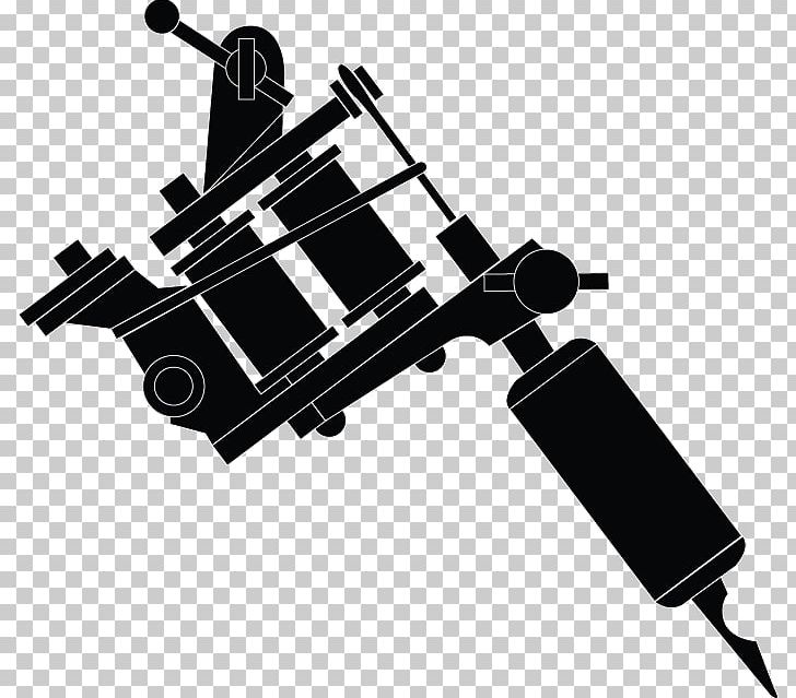 Tattoo Machine PNG, Clipart, Angle, Black And White, Body.