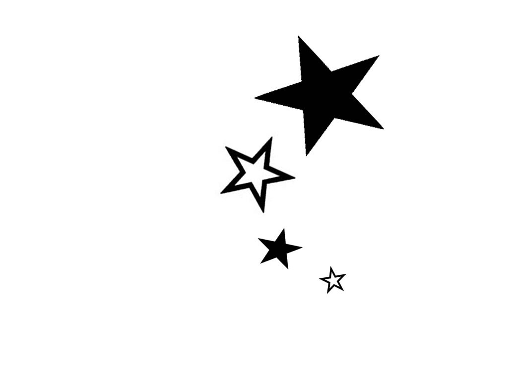 Tattoo Star Desing.