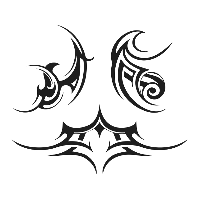 Tribal Tattoo Png, Vector, PSD, and Clipart With Transparent.
