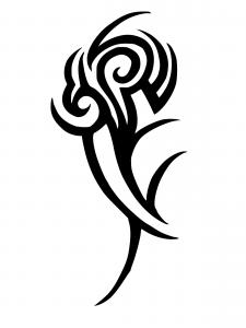 Tribal Tattoos Png.