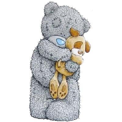 Tatty Teddy Clip Art.