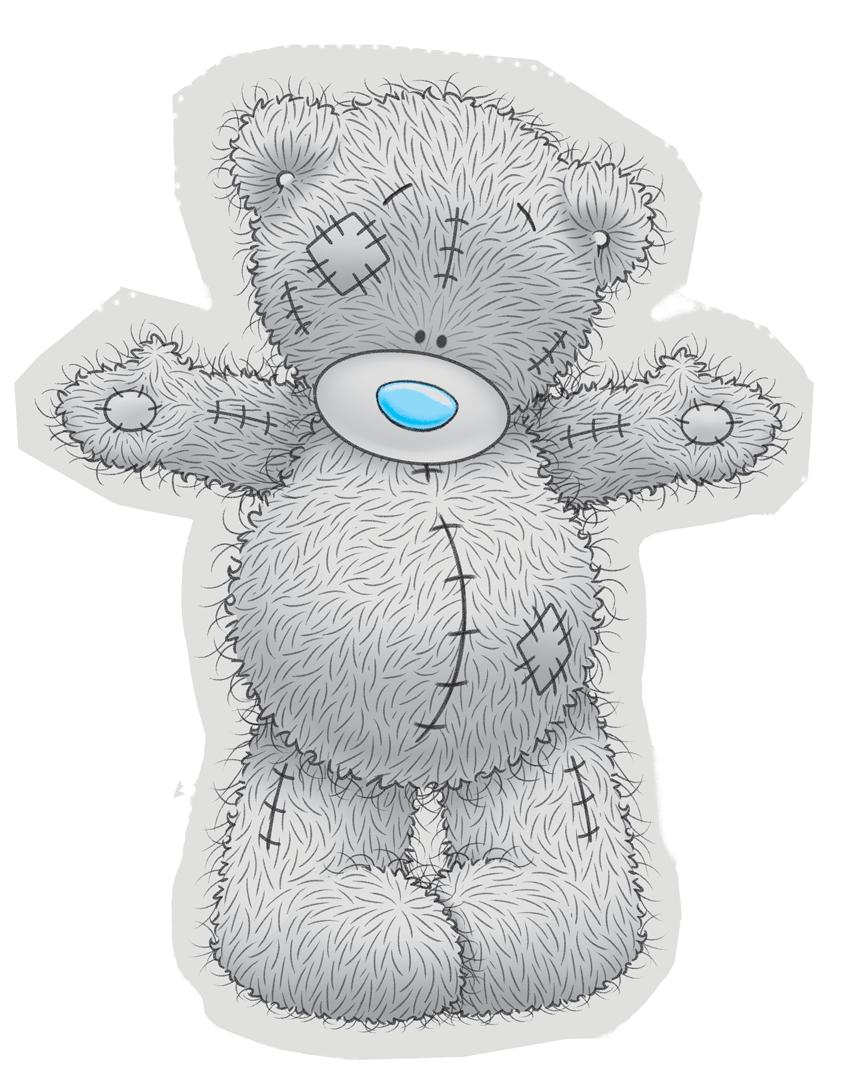 Tatty Teddy wants a hug..