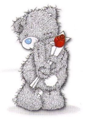 tatty teddy clipart.