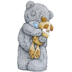Tatty bear clipart.