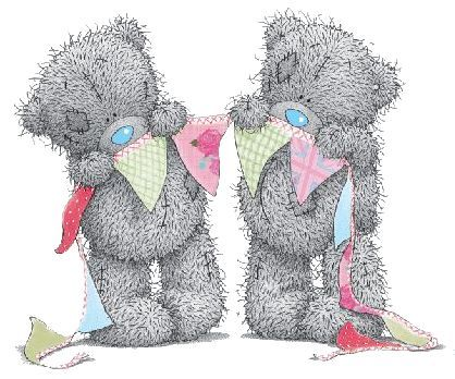 Tatty Teddy Clip Art.