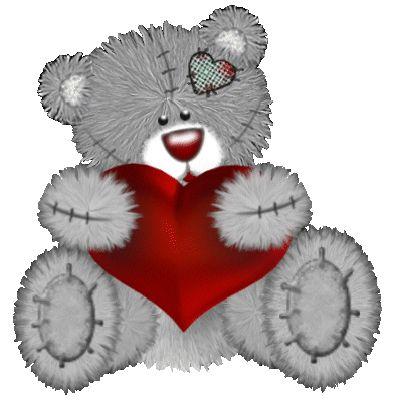 Tatty Teddy Valentine Clip Art.