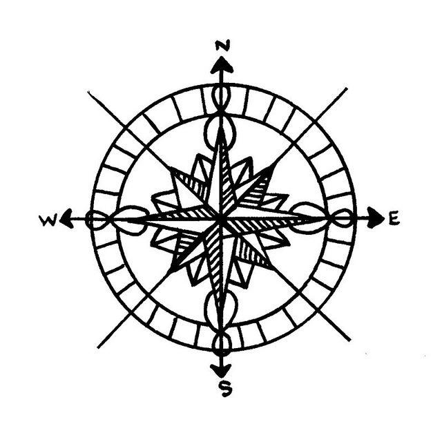 Pin Compass Rose Tumblr on Pinterest.