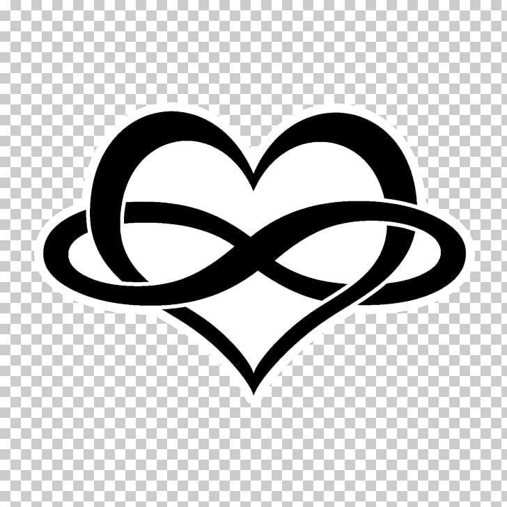 Poliamor infinito simbolo amor tatuaje, simbolo PNG Clipart.