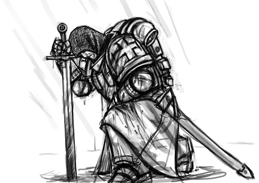 Templar Sword Tattoos.