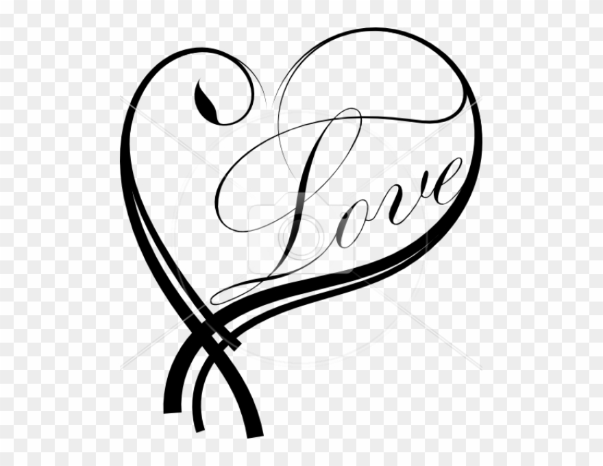 Corazon Tattoo Heart Png Clipart (#328079).