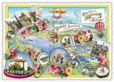 tausendschön postkarten.