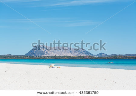 Sardegna Beach Stock Photos, Royalty.