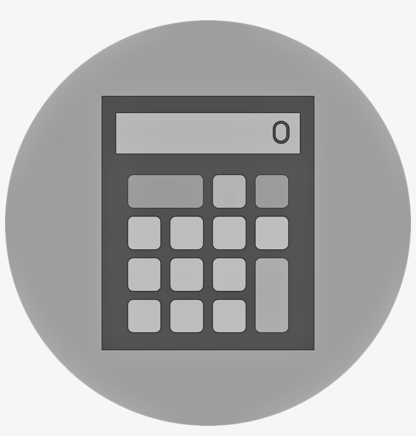 Calculator Clipart Tax Calculator.