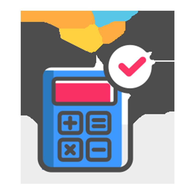 Tax clipart tax calculator, Tax tax calculator Transparent.