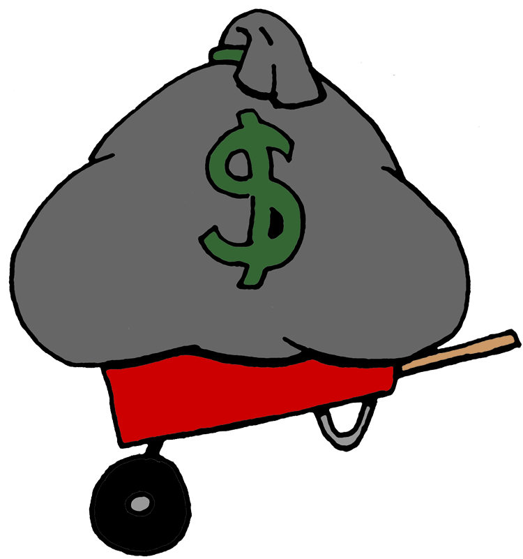 Government Tax Clip Art free image.