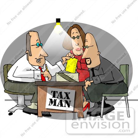 Income Tax Clipart.