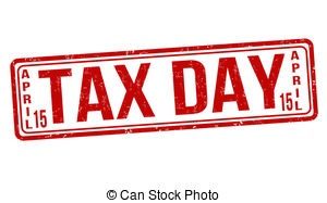 Tax Day, Tax Day Free Clipart.