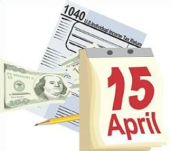 Free Clipart For Tax Day.