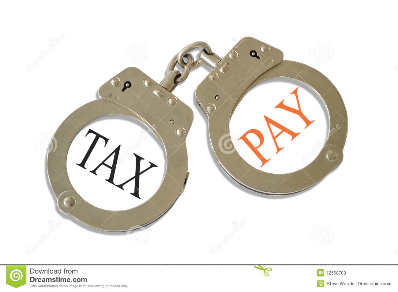 Tax evasion clipart.
