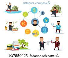 Tax haven Clip Art EPS Images. 53 tax haven clipart vector.