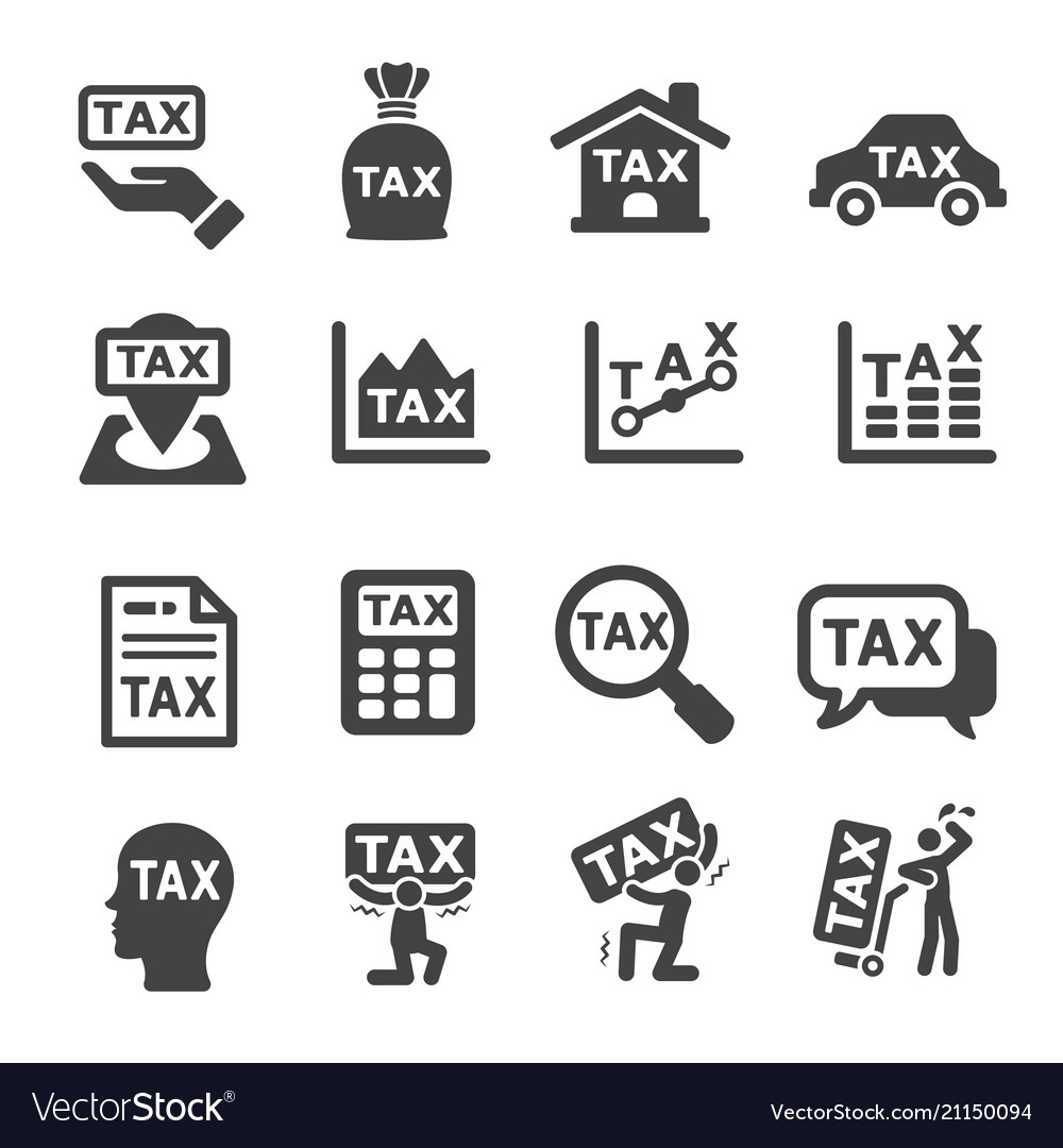 Tax icon.