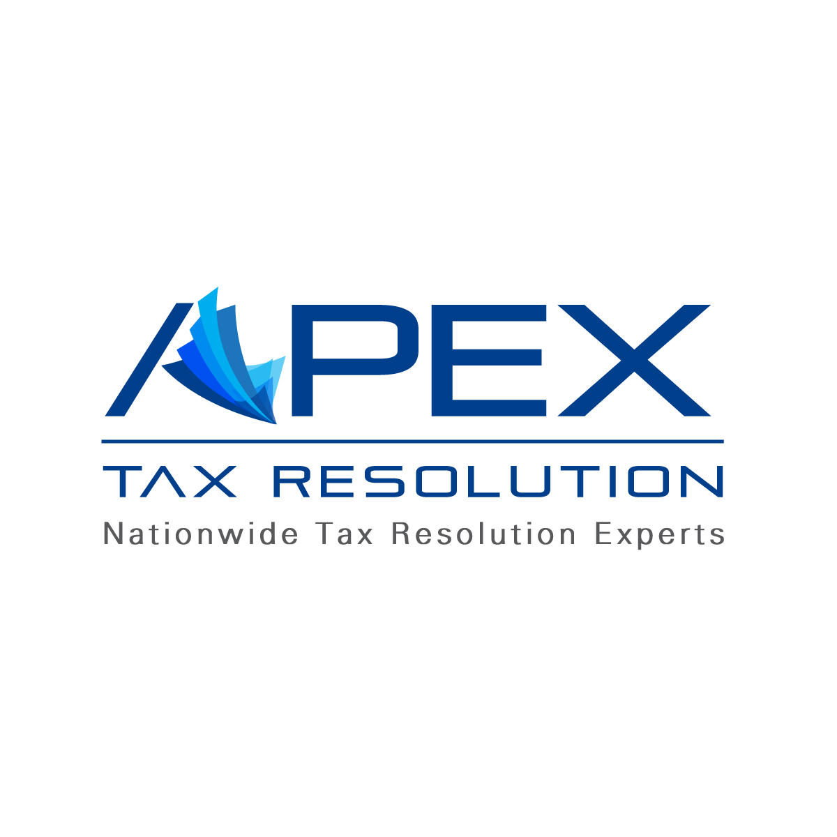 Apex Tax Resolution Logo.