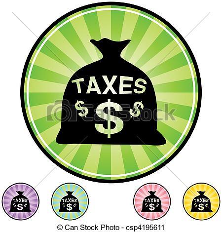 Taxes Clip Art Vector Graphics. 13,169 Taxes EPS clipart vector.