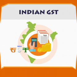 Indian GST.