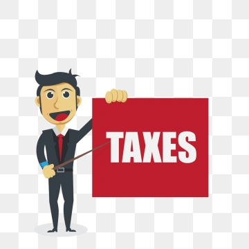 Tax PNG Images.