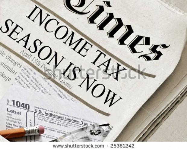 Tax Prep Clipart.