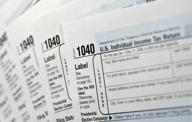 Tax Return Clipart.