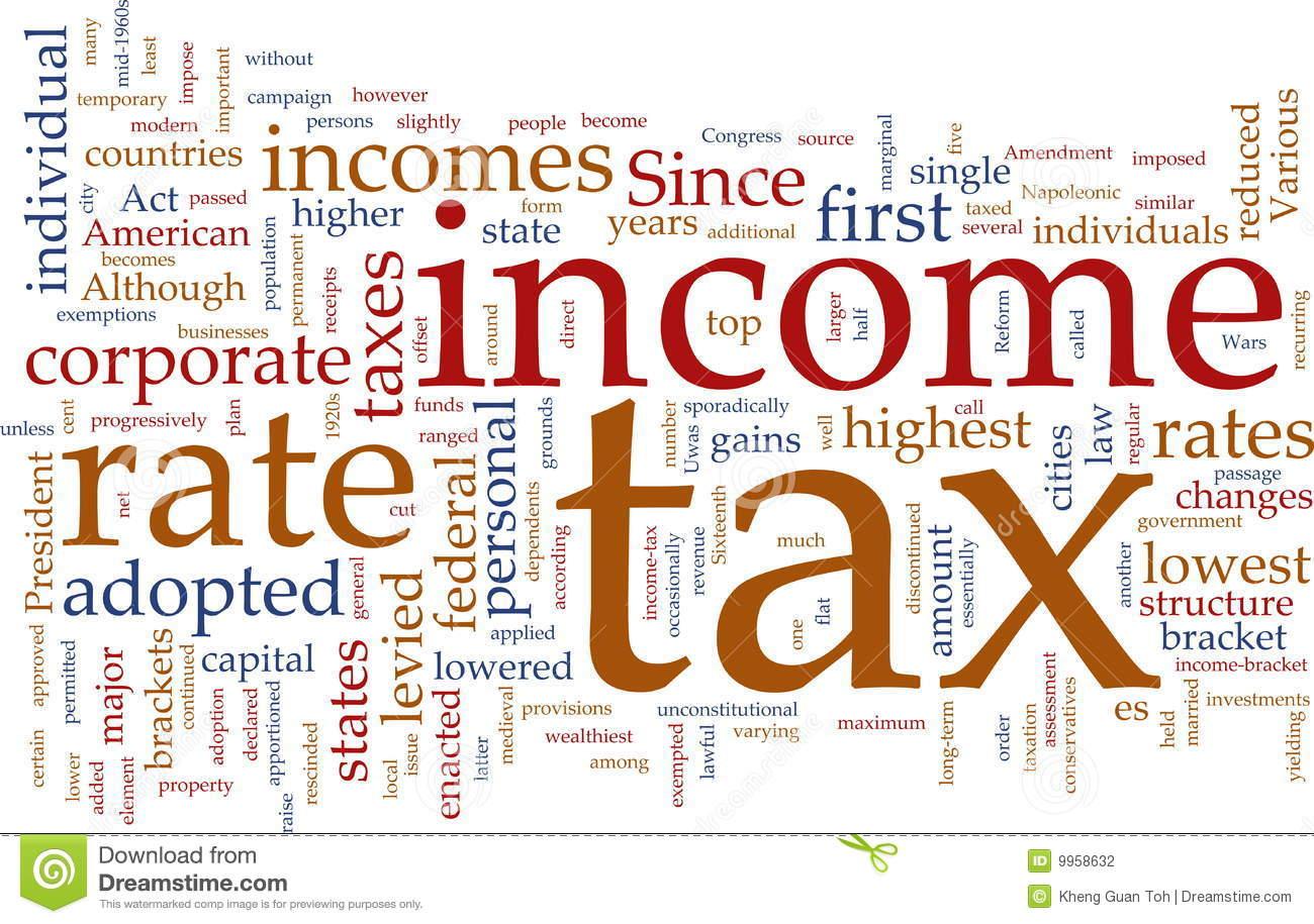 Tax Stock Illustrations.