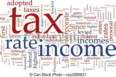 Income tax Clipart and Stock Illustrations. 7,562 Income tax.