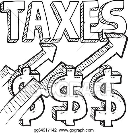 162 Taxes free clipart.