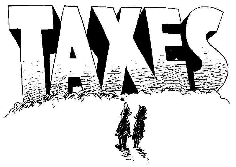 tax clipart.