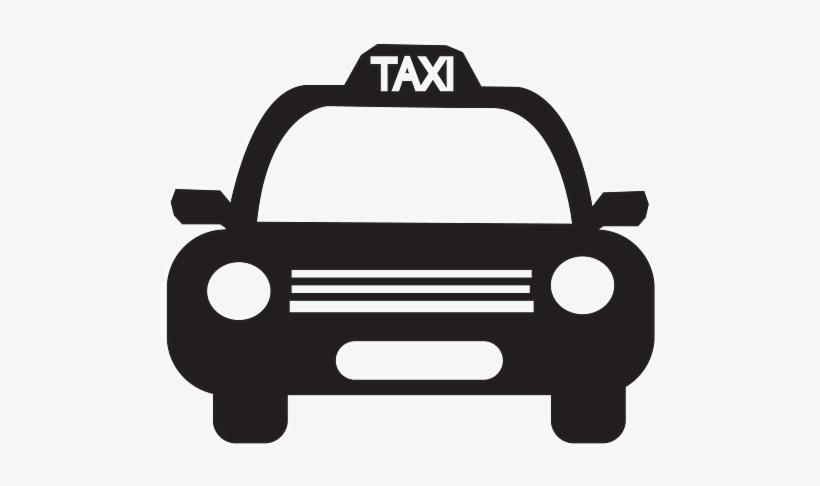 Taxi Clipart Transparent.