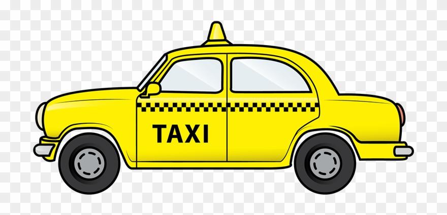 Taxi Cab Clipart (#44163).