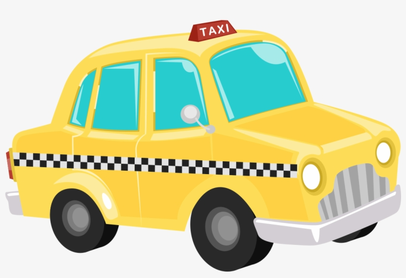 Taxi Cab Clipart 2 By Joshua.
