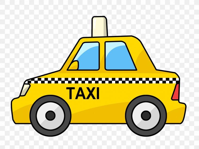 Taxi Cartoon Yellow Cab Clip Art, PNG, 1600x1200px, Taxi.