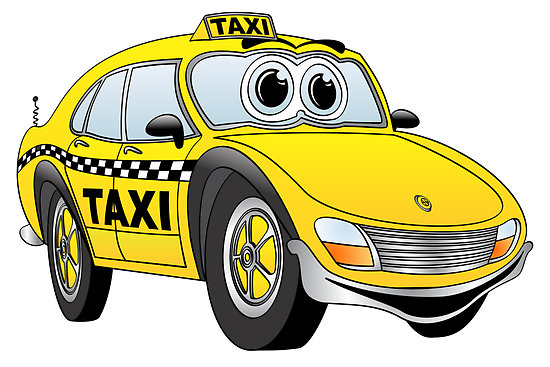 taxi clipart.