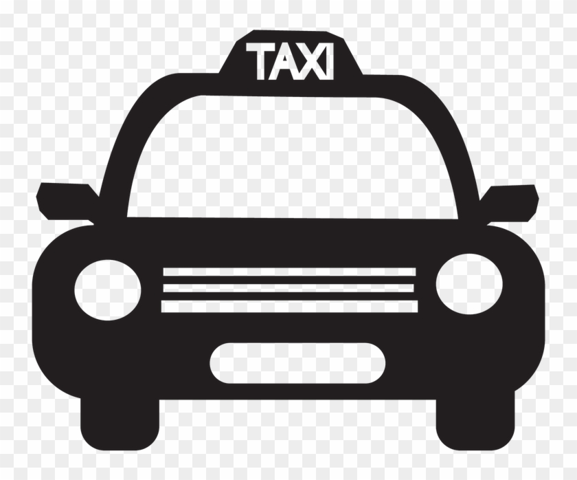 Taxi Icon Auto Automobile.