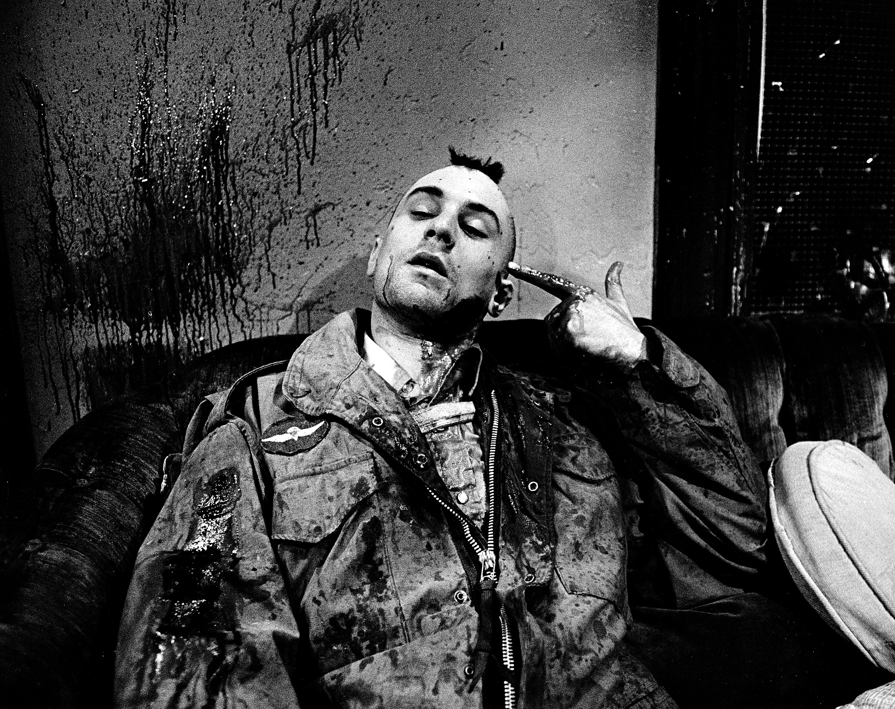 Fare to Hell: 'Taxi Driver' Cruises From the Seventies Wasteland.